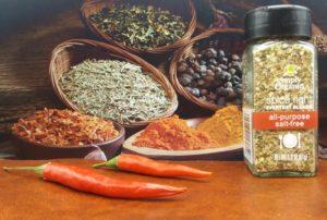 Simply Organic, Универсальные органические специи без соли